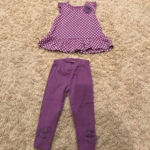 Children's place girls outfit 18-24 mos